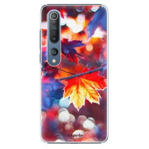 Plastové puzdro iSaprio - Autumn Leaves 02 - Xiaomi Mi 10 / Mi 10 Pro