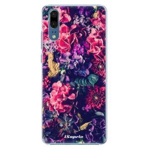 Plastové puzdro iSaprio - Flowers 10 - Huawei P20