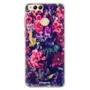 Plastové puzdro iSaprio - Flowers 10 - Huawei Honor 7X