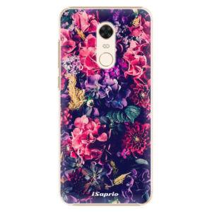 Plastové puzdro iSaprio - Flowers 10 - Xiaomi Redmi 5 Plus