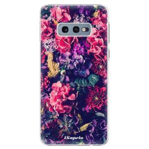 Plastové puzdro iSaprio - Flowers 10 - Samsung Galaxy S10e