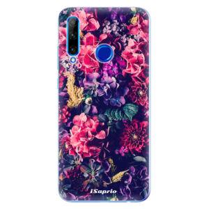 Odolné silikónové puzdro iSaprio - Flowers 10 - Huawei Honor 20 Lite
