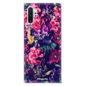 Odolné silikónové puzdro iSaprio - Flowers 10 - Samsung Galaxy Note 10+