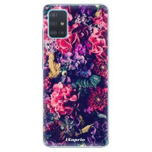 Plastové puzdro iSaprio - Flowers 10 - Samsung Galaxy A51