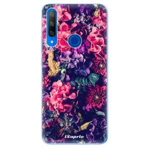 Odolné silikónové puzdro iSaprio - Flowers 10 - Huawei Honor 9X