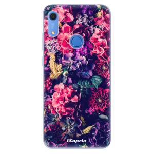 Odolné silikónové puzdro iSaprio - Flowers 10 - Huawei Y6s