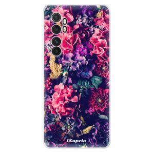 Odolné silikónové puzdro iSaprio - Flowers 10 - Xiaomi Mi Note 10 Lite