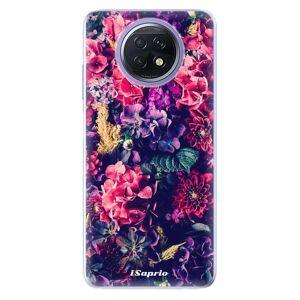 Odolné silikónové puzdro iSaprio - Flowers 10 - Xiaomi Redmi Note 9T