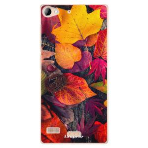 Plastové puzdro iSaprio - Autumn Leaves 03 - Sony Xperia Z2