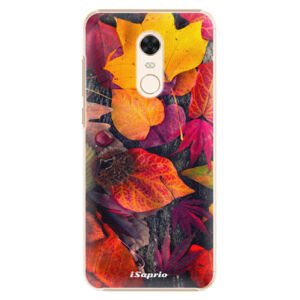 Plastové puzdro iSaprio - Autumn Leaves 03 - Xiaomi Redmi 5 Plus