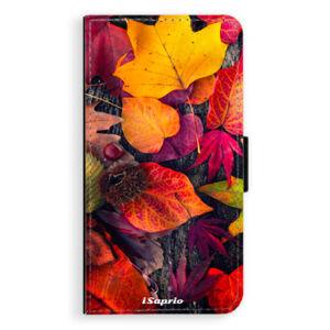 Flipové puzdro iSaprio - Autumn Leaves 03 - Huawei P10 Plus