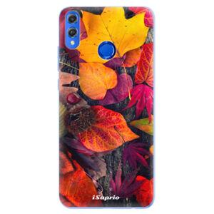Silikónové puzdro iSaprio - Autumn Leaves 03 - Huawei Honor 8X
