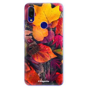 Odolné silikonové pouzdro iSaprio - Autumn Leaves 03 - Xiaomi Redmi 7