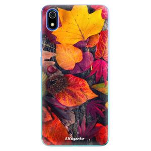 Odolné silikónové puzdro iSaprio - Autumn Leaves 03 - Xiaomi Redmi 7A