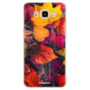 Odolné silikónové puzdro iSaprio - Autumn Leaves 03 - Samsung Galaxy J5 2016