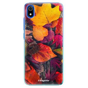 Plastové puzdro iSaprio - Autumn Leaves 03 - Xiaomi Redmi 7A