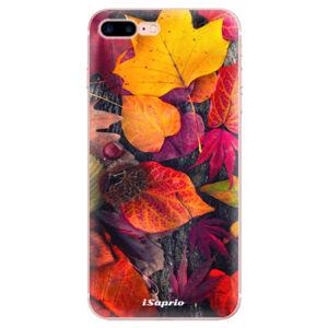 Odolné silikónové puzdro iSaprio - Autumn Leaves 03 - iPhone 7 Plus