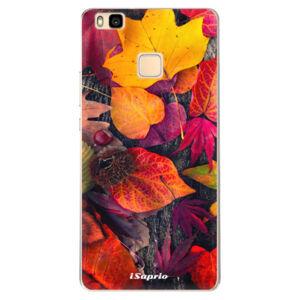 Odolné silikónové puzdro iSaprio - Autumn Leaves 03 - Huawei Ascend P9 Lite