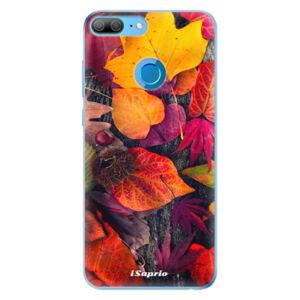 Odolné silikónové puzdro iSaprio - Autumn Leaves 03 - Huawei Honor 9 Lite