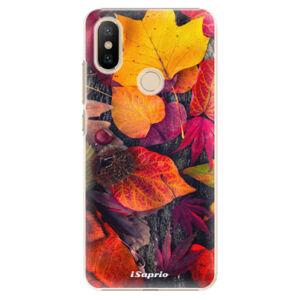 Plastové puzdro iSaprio - Autumn Leaves 03 - Xiaomi Mi A2