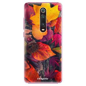 Plastové puzdro iSaprio - Autumn Leaves 03 - Xiaomi Mi 9T
