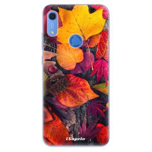 Odolné silikónové puzdro iSaprio - Autumn Leaves 03 - Huawei Y6s
