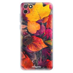 Odolné silikónové puzdro iSaprio - Autumn Leaves 03 - Honor 9S