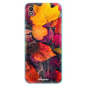 Odolné silikónové puzdro iSaprio - Autumn Leaves 03 - Xiaomi Redmi 9A