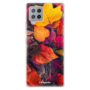 Odolné silikónové puzdro iSaprio - Autumn Leaves 03 - Samsung Galaxy A42