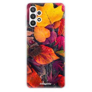 Odolné silikónové puzdro iSaprio - Autumn Leaves 03 - Samsung Galaxy A32