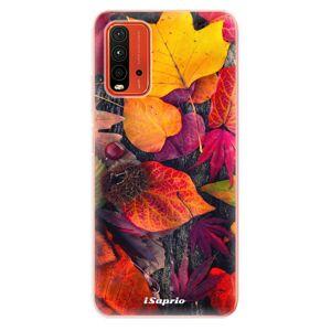 Odolné silikónové puzdro iSaprio - Autumn Leaves 03 - Xiaomi Redmi 9T
