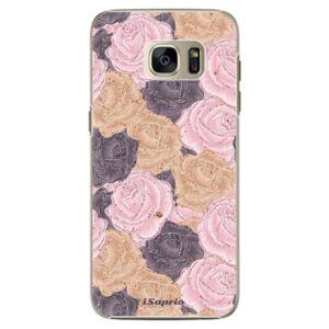 Plastové puzdro iSaprio - Roses 03 - Samsung Galaxy S7 Edge