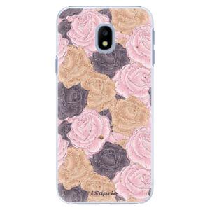 Plastové puzdro iSaprio - Roses 03 - Samsung Galaxy J3 2017