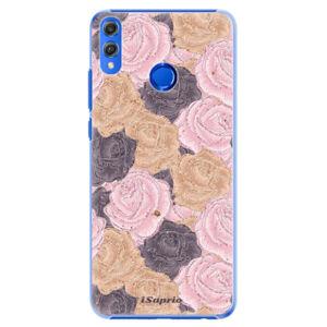 Plastové puzdro iSaprio - Roses 03 - Huawei Honor 8X