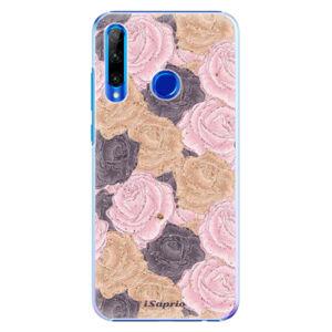 Plastové puzdro iSaprio - Roses 03 - Huawei Honor 20 Lite