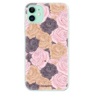 Odolné silikónové puzdro iSaprio - Roses 03 - iPhone 11