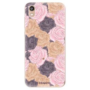 Odolné silikónové puzdro iSaprio - Roses 03 - Huawei Honor 8S