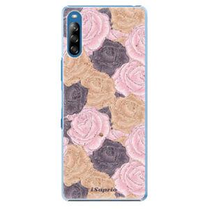 Plastové puzdro iSaprio - Roses 03 - Sony Xperia L4