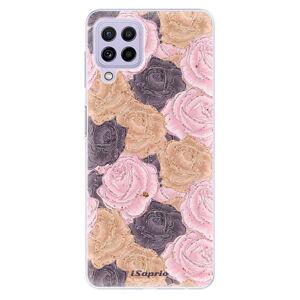 Odolné silikónové puzdro iSaprio - Roses 03 - Samsung Galaxy A22