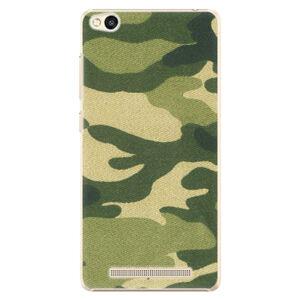 Plastové puzdro iSaprio - Green Camuflage 01 - Xiaomi Redmi 3