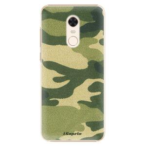 Plastové puzdro iSaprio - Green Camuflage 01 - Xiaomi Redmi 5 Plus