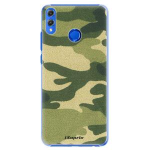 Plastové puzdro iSaprio - Green Camuflage 01 - Huawei Honor 8X