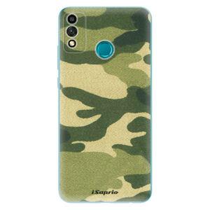 Odolné silikónové puzdro iSaprio - Green Camuflage 01 - Honor 9X Lite