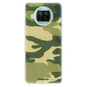 Odolné silikónové puzdro iSaprio - Green Camuflage 01 - Xiaomi Mi 10T Lite