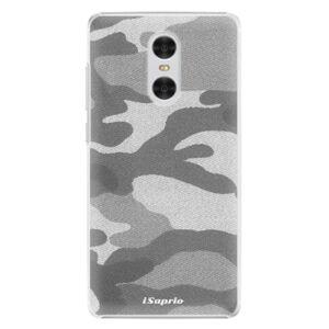 Plastové puzdro iSaprio - Gray Camuflage 02 - Xiaomi Redmi Pro