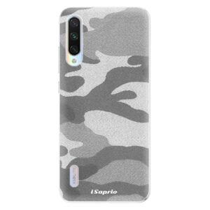 Odolné silikónové puzdro iSaprio - Gray Camuflage 02 - Xiaomi Mi A3