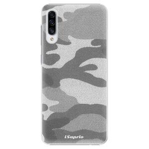 Plastové puzdro iSaprio - Gray Camuflage 02 - Samsung Galaxy A30s