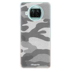 Odolné silikónové puzdro iSaprio - Gray Camuflage 02 - Xiaomi Mi 10T Lite