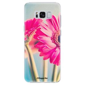 Plastové puzdro iSaprio - Flowers 11 - Samsung Galaxy S8