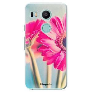 Plastové puzdro iSaprio - Flowers 11 - LG Nexus 5X